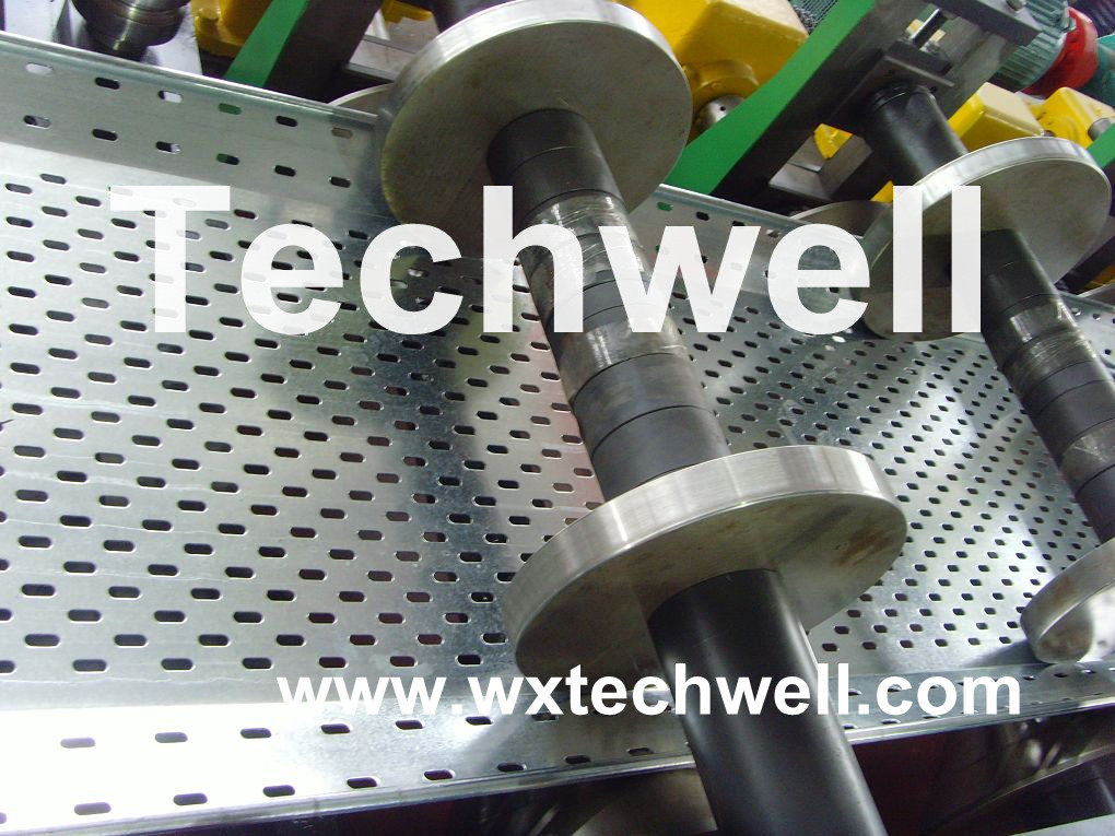 Cable Tray Roll Forming Machine,Cable Ladder Roll Forming Machine