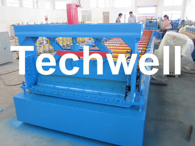 Clapboard Siding Roll Forming Machine