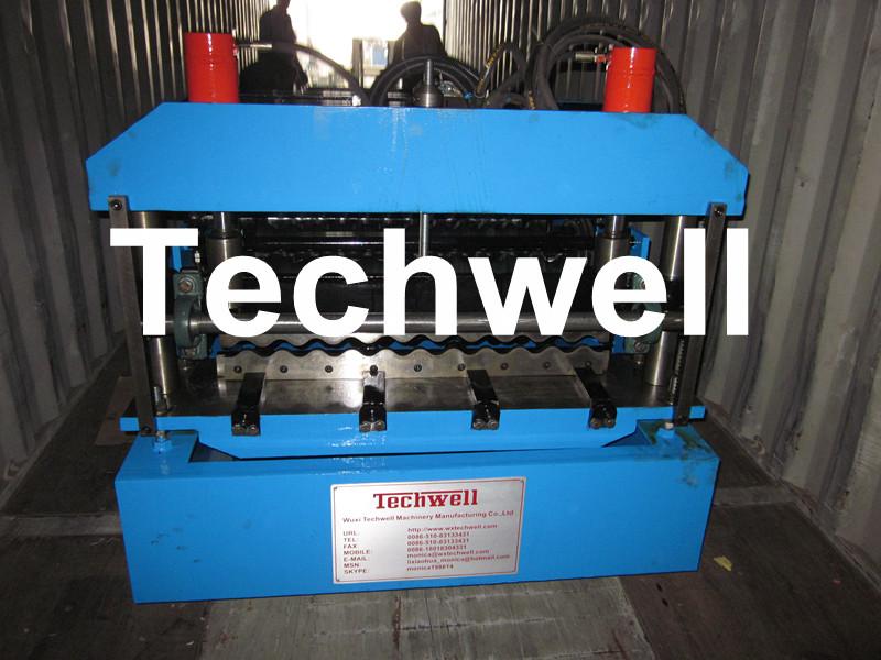 Corrugated Profile Roll Forming Machine