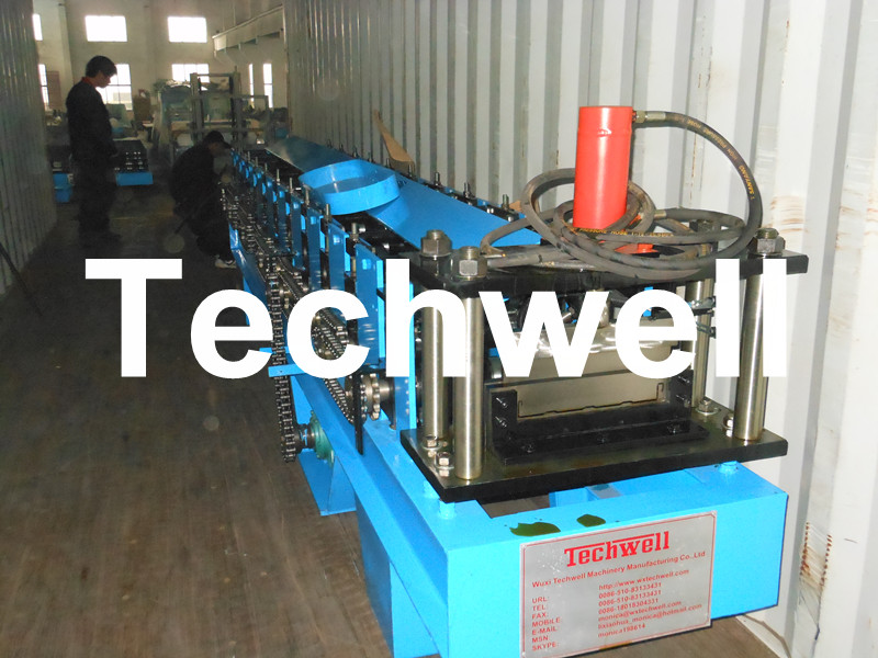 TW-33-300 Standing Seam Roll Forming Machine