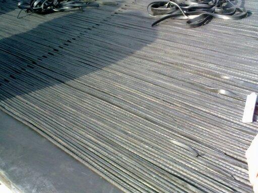 硫化粘接钢丝绳芯输送带