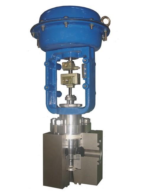 主要适用于高压差场合,例如高压锅炉给水.图片