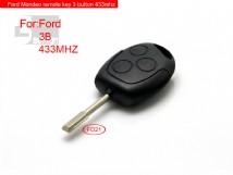 Ford Mondeo 3 button 433mhz Алматы Ключ.